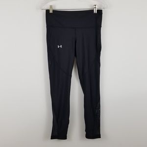 Under Armour Womens Compression HeatGear M Black